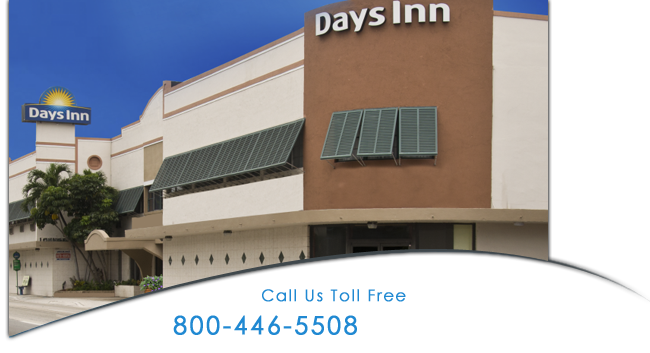 Hotel Days Inn Miami International Days Inn Miami Airport North